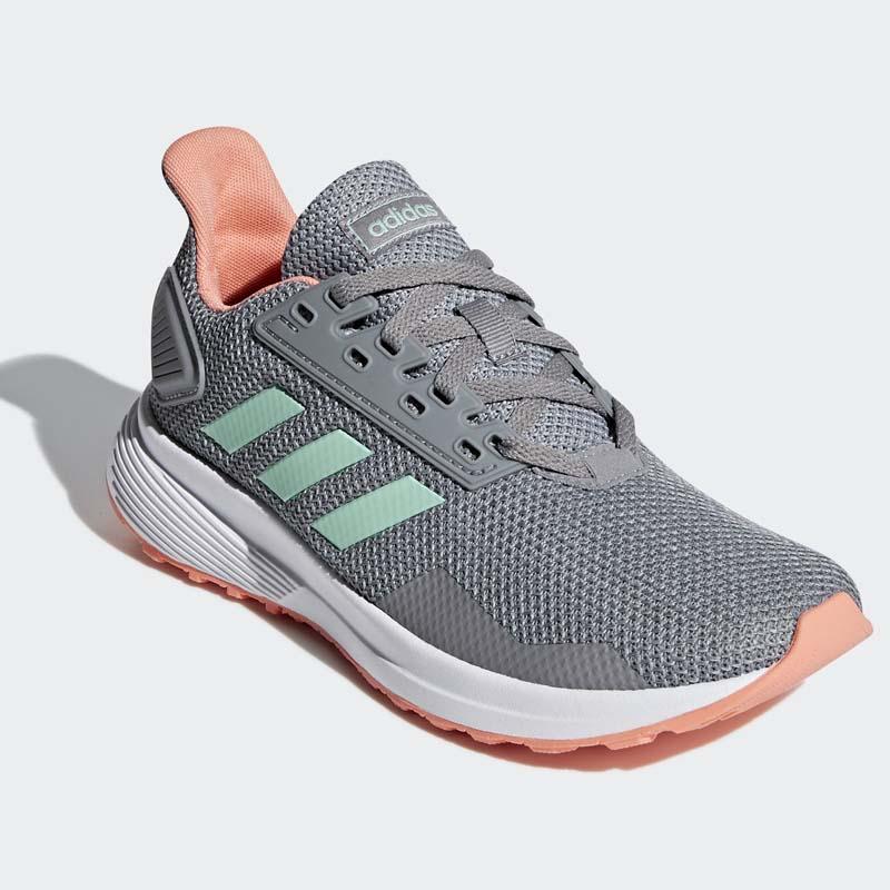 Kauf Adidas Duramo 9 Indoor Laufschuhe Grau | Sportschuhe